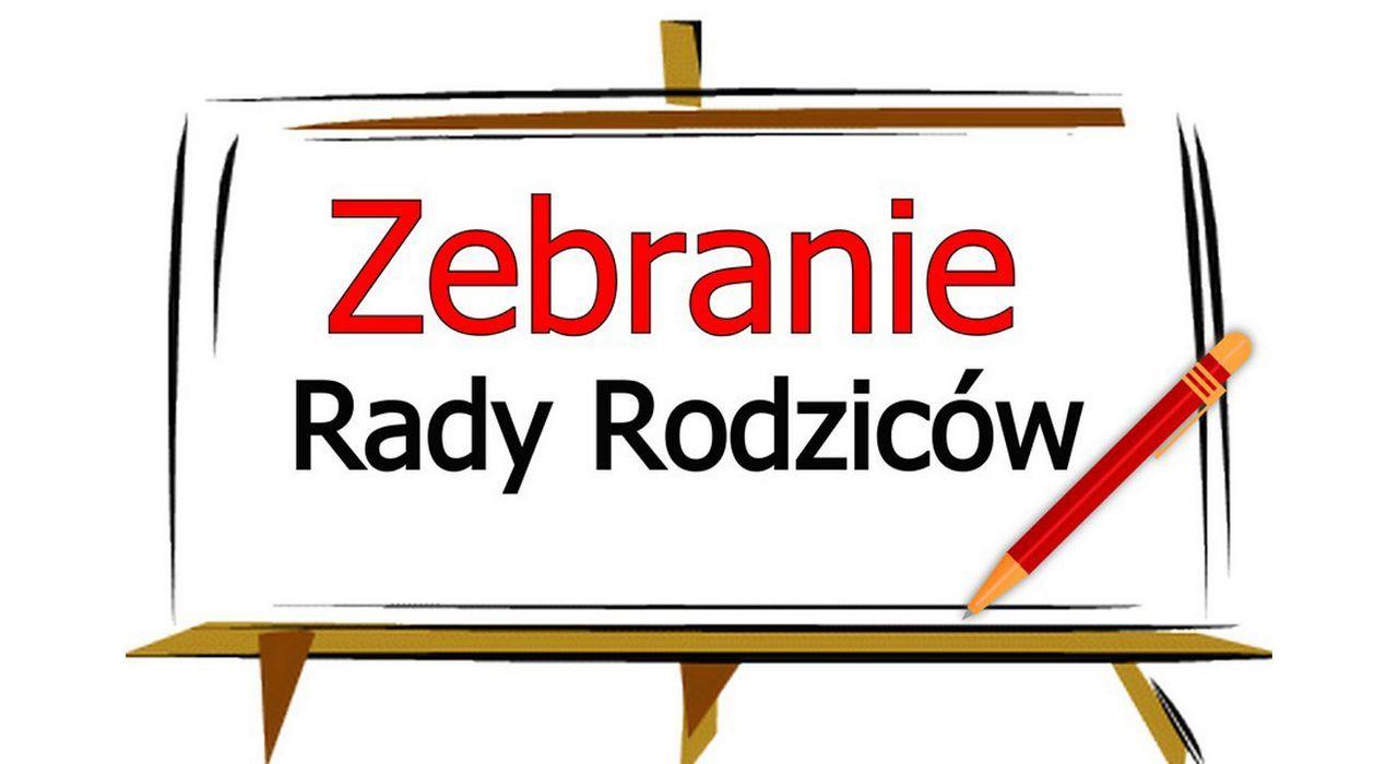 Protokół zebrania Rady Rodziców - Szkoła Podstawowa nr 58 w Krakowie